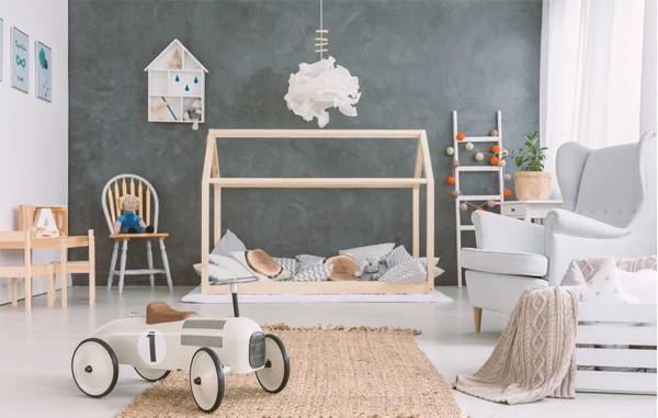 Çocuk Odası Tasarımına Dair İncelikler