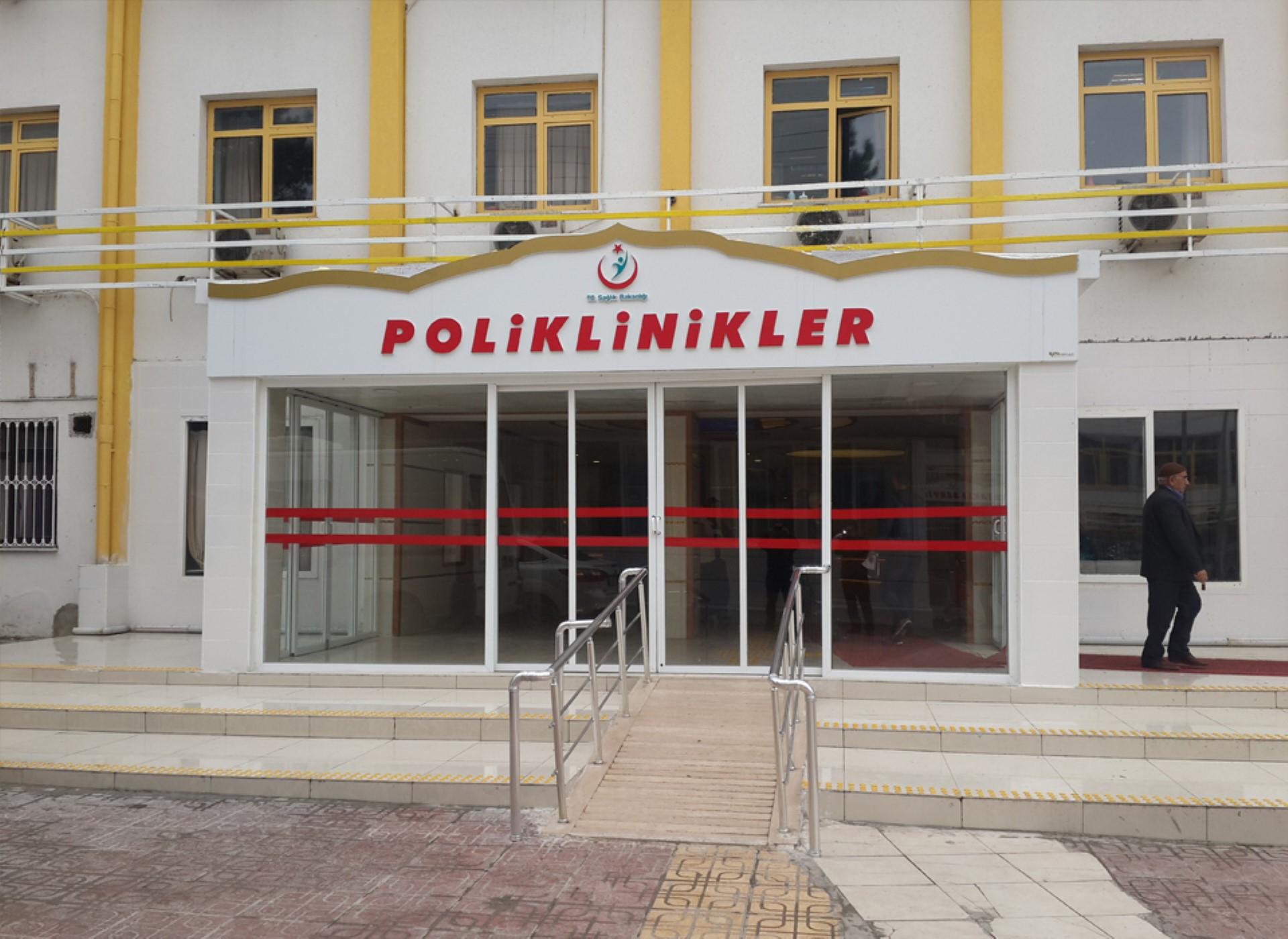 Balıklıgöl Hastanesi Poliklinik