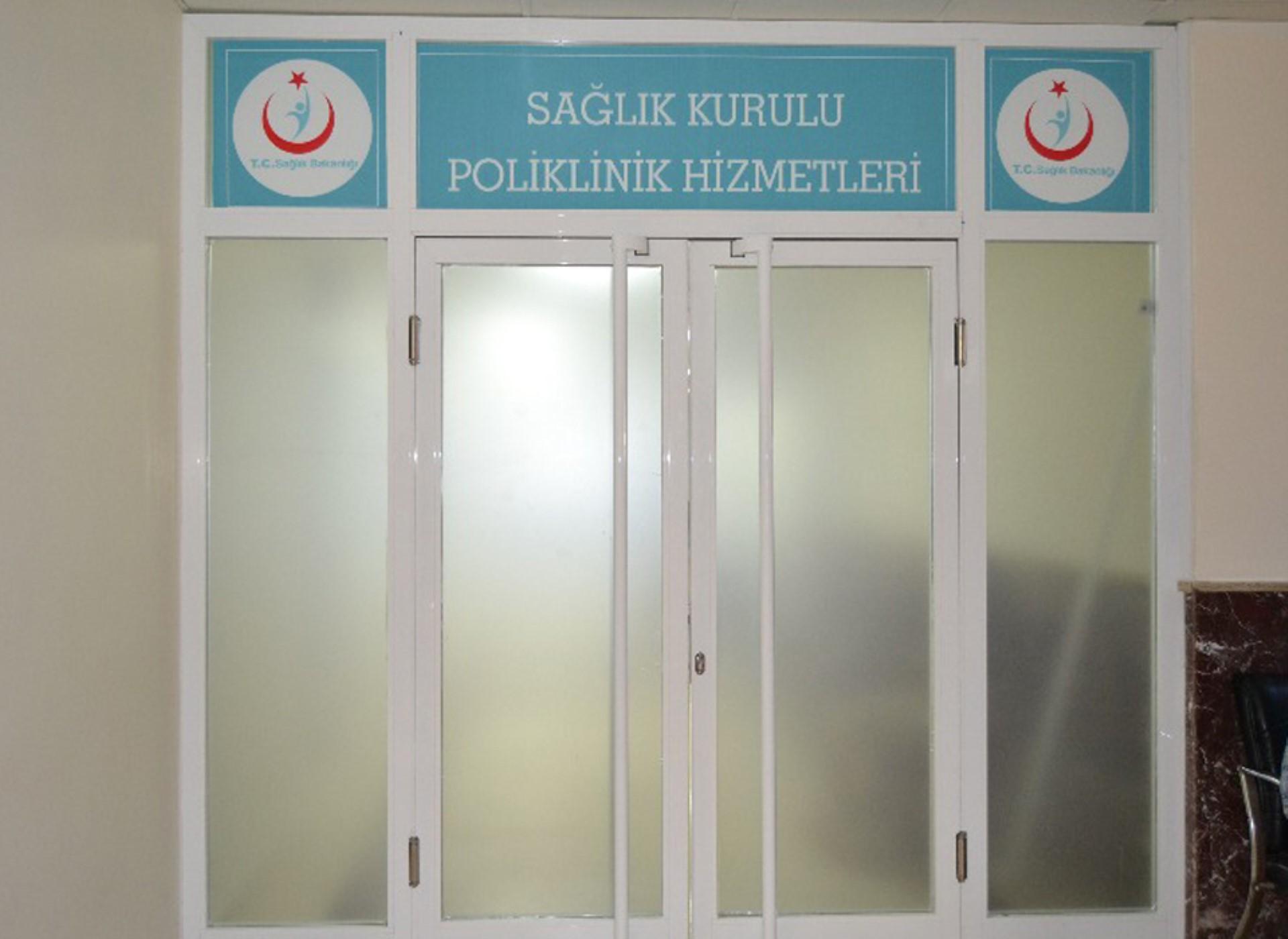Balıklıgöl Hastanesi Sağlık Kurulu