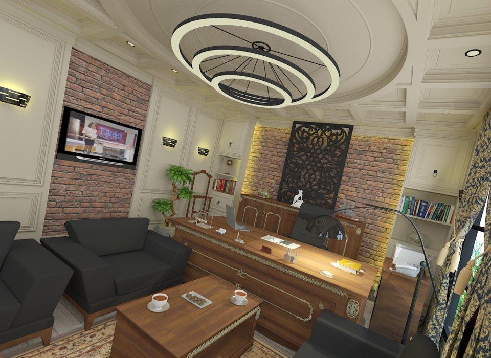 Makam Odası Tasarımı